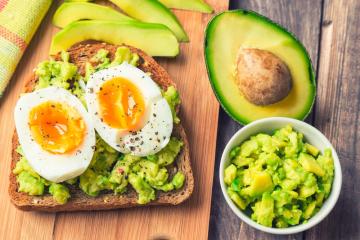 2 recetas de desayunos que te ayudarán a bajar de peso. Son ricos y económicos
