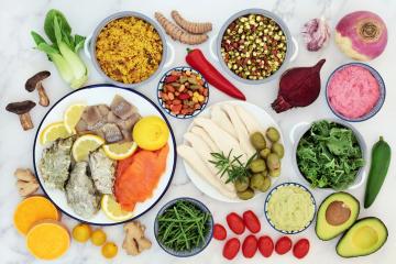 Alimentos que te protegen contra los virus
