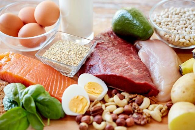 5 alimentos muy ricos en proteínas