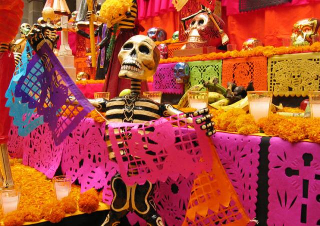 Mejores lugares para celebrar el Día de Muertos