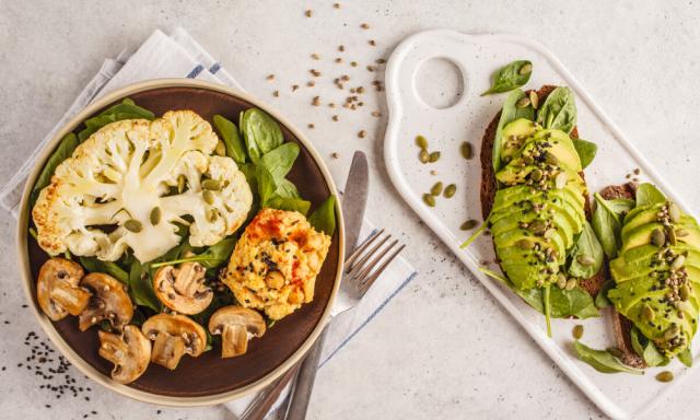 Los beneficios y ventajas de llevar una alimentación vegetal o plant based