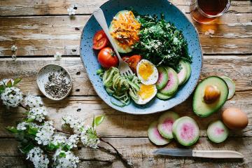Conoce la diferencia entre vegano, vegetariano y flexitariano