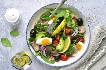 Las cinco mejores dieta para llevar según los expertos