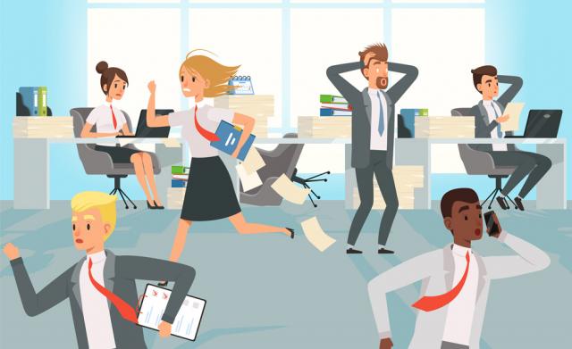 Manejo del estrés: ¿Qué necesitas practicar?