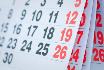 Calendario de la SEP: Todas las fechas para el 2021