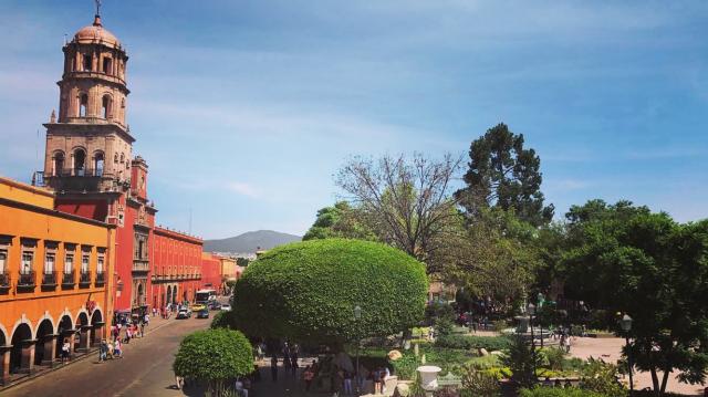 Cosas para hacer en Santiago de Querétaro