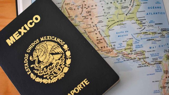 Pasaporte mexicano: países a los que puedes viajar y entrar sin visa