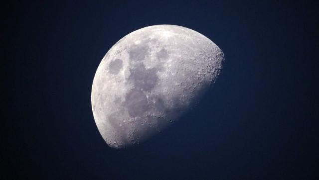 Calendario lunar 2021 en Colombia