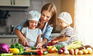 Comida saludable para niños: qué se entiende por esto