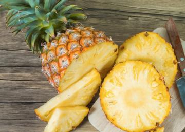 Todos los beneficios de comer piña para la salud