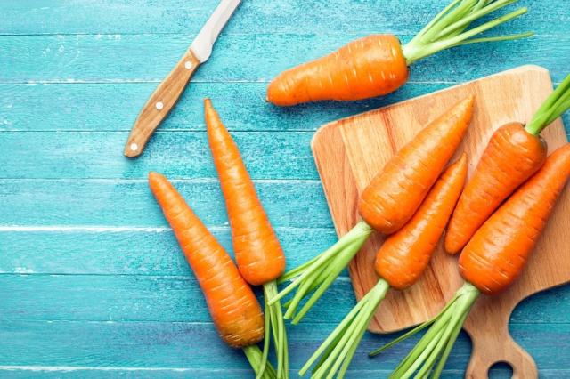 Todas las propiedades y beneficios de comer zanahoria
