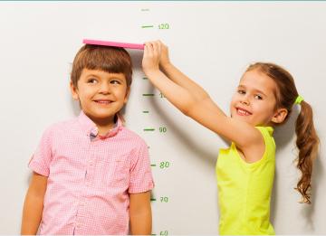 ¿Cuáles son las propiedades de la vitamina E en el crecimiento de los niños?