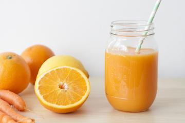Fortalece tu sistema inmunológico con este jugo fácil de hacer