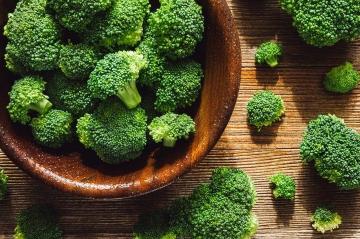 Alimentos que contienen calcio y son de origen vegetal