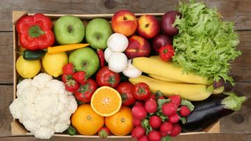 Conoce beneficios de llevar una dieta vegetariana