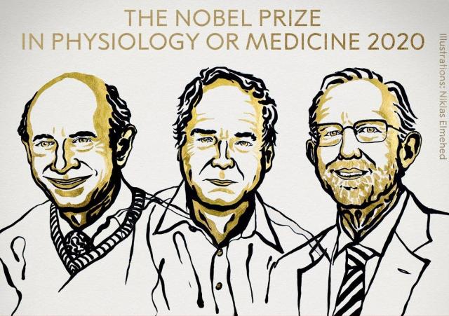 Premio Nobel de Fisiología o Medicina 2020: Quiénes son y por qué