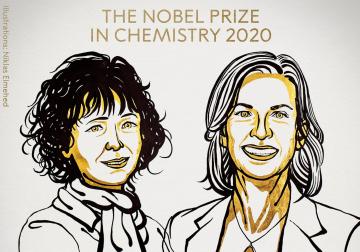 Premio Nobel de Química 2020: Las ganadoras de este año