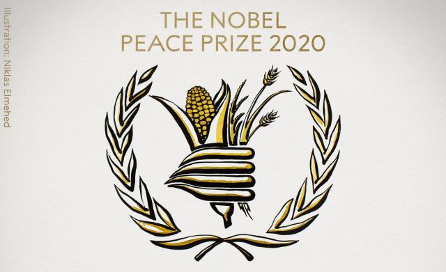 El Programa Mundial de Alimentos se lleva  el Premio Nobel de la Paz 2020
