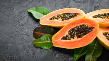 Todos los beneficios de comer papaya para tu organismo