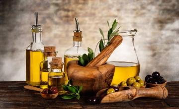 Los diferentes tipos de aceite de oliva y cómo utilizarlos