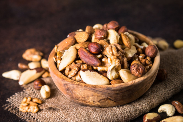 Cuáles son los frutos secos más saludables y con más propiedades