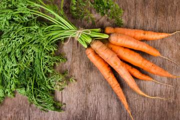 Descubre todos los beneficios de comer zanahoria todos los días
