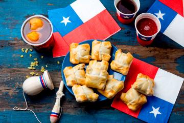 En qué consiste el Día de la Comida Chilena