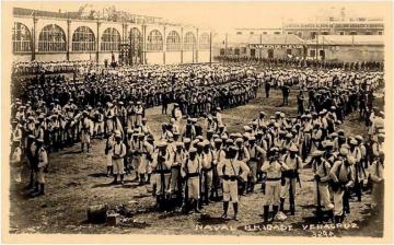 21 de abril: Aniversario 107 de la heroica defensa de Veracruz