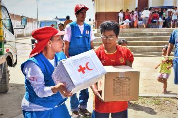 Por qué se celebra el Día de la Cruz Roja Peruana