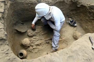 Por qué se celebra el Día del Arqueólogo el 3 de mayo en México