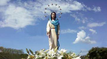 Por qué se celebra el Día de la Virgen de Cuapa