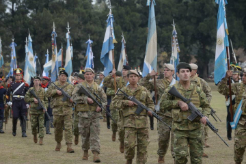 Origen del Día del Ejército en Argentina