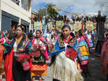 Calendario de días y efemérides de 2021 del mes de junio en Ecuador
