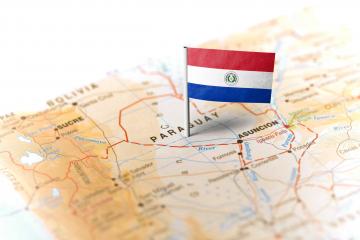 Calendario 2021 de efemérides y festivos de julio en Paraguay