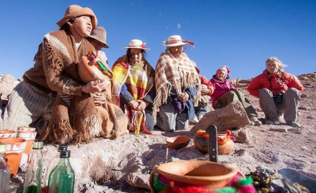 Día de la Pachamama o Día de la Madre Tierra en Argentina