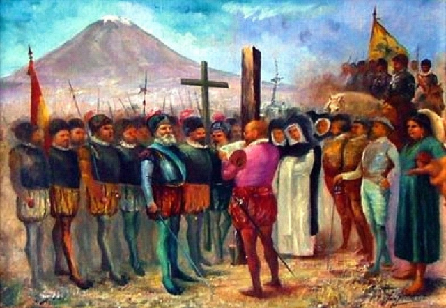 Día de la Fundación de Arequipa