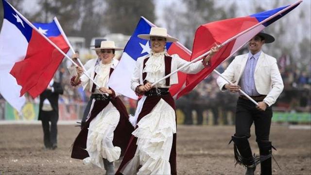 Calendario 2021 de septiembre en Chile