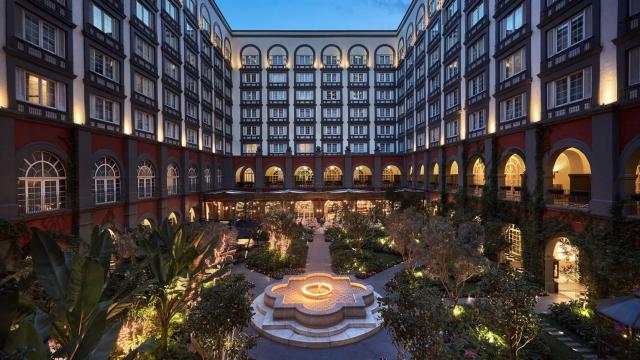 hoteles en Ciudad de México