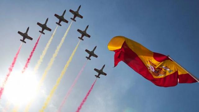 Calendario 2021 de festivos y fechas especiales de España en octubre