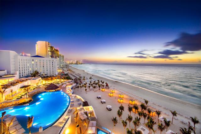 Los mejores 10 hoteles en Cancún
